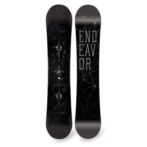 Snowboards: Endeavor New Standard Series 1718 - Endeavor / 149 / 1718 Endeavor Endeavor Design Inc. Freeride Snowboards Freeride/powder |