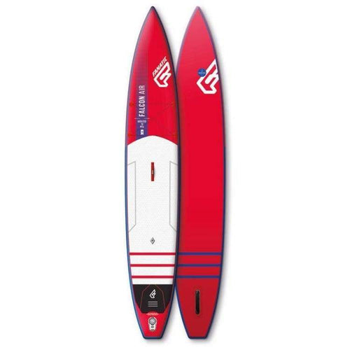 Sup Boards: Fanatic Falcon Air - Race - 126 X 26.5 / Red / Fanatic / Fanatic Gear On Sale Red Sup | Ochk-Windshop-Su17Fa585