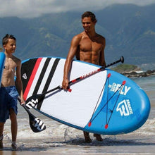 Sup Boards: Fanatic Fly Air - Allround - Blue Fanatic Gear On Sale Sup