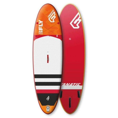 Sup Boards: Fanatic Fly Air Premium - Allround - Fanatic Gear On Sale Orange Sup