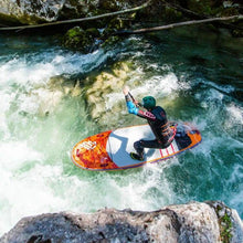 Sup Boards: Fanatic Rapid Air - River - Fanatic Gear On Sale Orange Sup