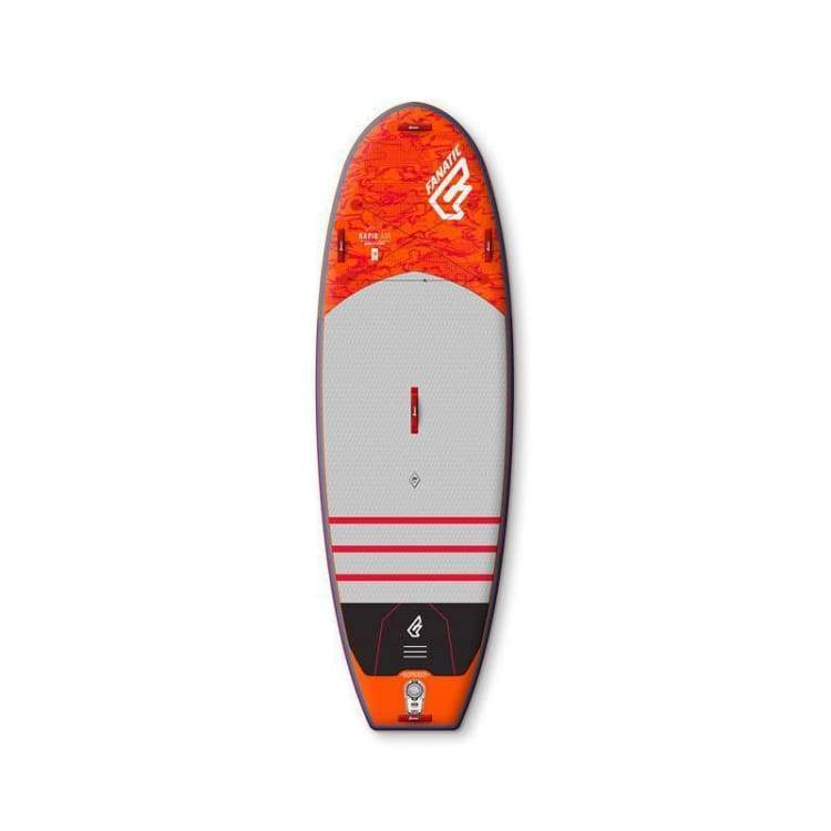 Sup Boards: Fanatic Rapid Air - River - 96 / Orange / Fanatic / Fanatic Gear On Sale Orange Sup | Ochk-Windshop-Su17Fa568