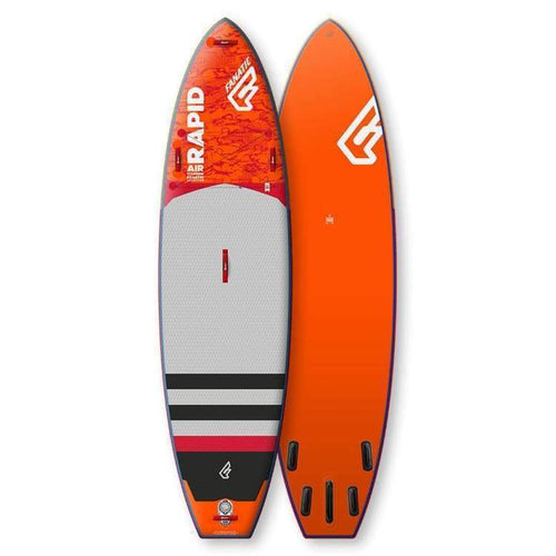 Sup Boards: Fanatic Rapid Air Touring - Touring - Fanatic Gear On Sale Orange Sup