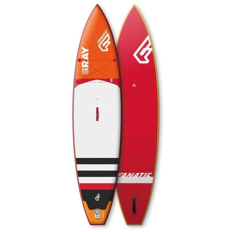 Sup Boards: Fanatic Ray Air Premium - Touring - 116 / Orange / Fanatic / Fanatic Gear On Sale Orange Sup | Ochk-Windshop-Su17Fa587