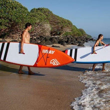Sup Boards: Fanatic Ray Air Premium - Touring - Fanatic Gear On Sale Orange Sup