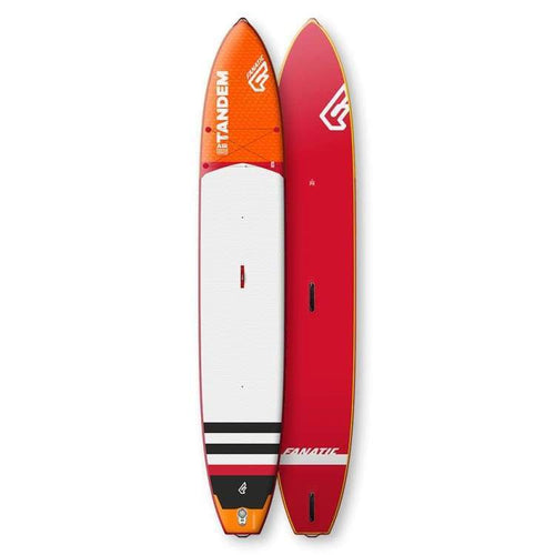 Sup Boards: Fanatic Tandem Air Premium - Specials - Fanatic Gear On Sale Orange Sup