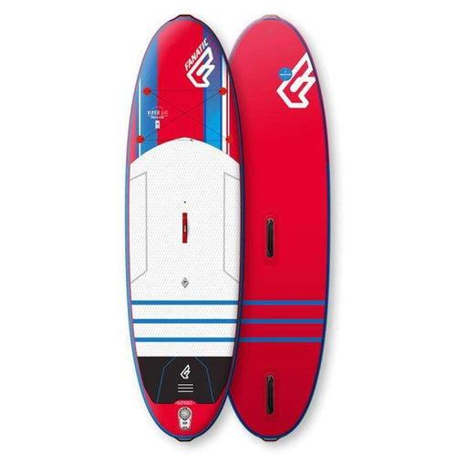 Sup Boards: Fanatic Viper Air - Windsup - 315L / Red / Fanatic / Fanatic Gear On Sale Red Sup | Ochk-Windshop-Wb17Fa010
