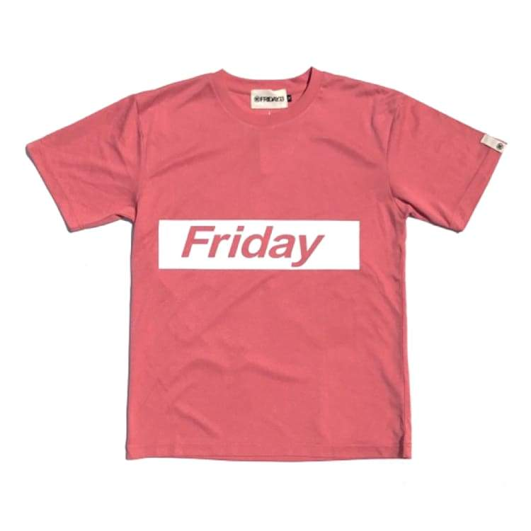 Tees / Short Sleeve: Friday 13 Activedry Box Tee - Red - Friday.13 / M / Clothing Friday.13 Ice & Snow Land Mens |