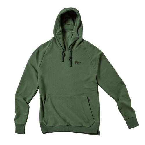 Jackets / Casual: FW CATALYST TECH PULLOVER HOODIE LSW - Alpine Forest [SWISS BRAND] - FW / XS / Alpine Forest / 1920 Alpine Forest Clothing
