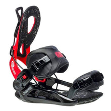 Snowboard Bindings: GNU CHEETER Snowboard Bindings FW1920 RED [Mens] - GNU / L / RED / 1819, Gear, GNU, ICE & SNOW, L |