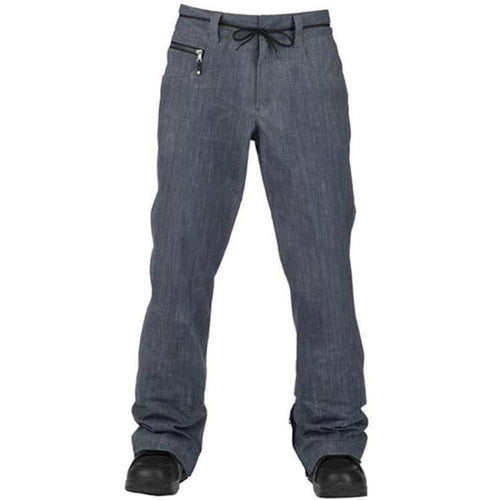 Pants / Snow: Gnu Pinski Snow Pant 1213 Grey [Mens] - Gnu / M / Grey / 1213 Clothing Gnu Grey Ice & Snow | Occn-Whiteline-218142