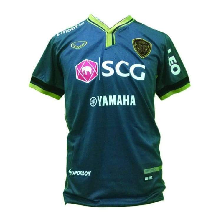 Jerseys / Soccer: Grand Sport Muang Thong United 14/15 3Rd S/s Jersey Sstha01141A - Grand Sport / Xl / 1415 Clothing Football Grand Sport