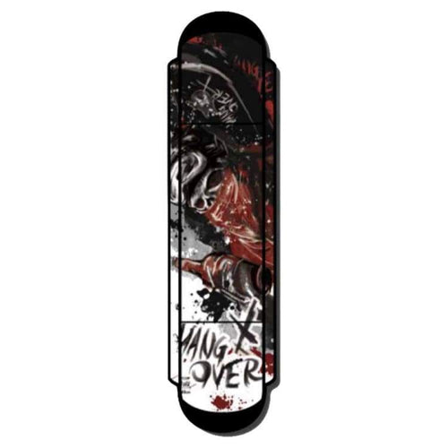 Bags / Gear: Hangover Death Rider Board Sleeve Snowboard Bag Black/red/white - Hangover / 138 / Black/red/white / 1819 Accessories Bags Bags