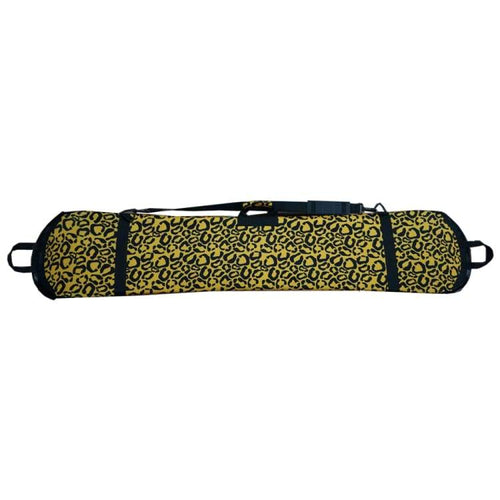 Bags / Gear: Hangover X Board Sleeve Snowboard Bag - Leopard - Hangover / 150 / Leopard / Accessories Bags Bags / Gear Hangover Ice & Snow |