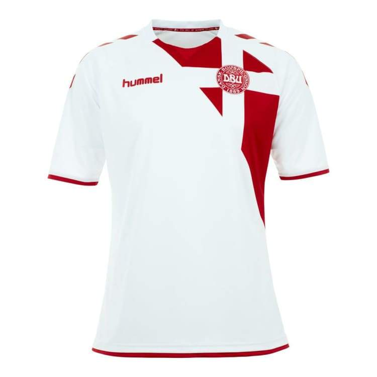 buy popular 06e84 846b3 Hummel National Team Euro 2016 Denmark (A) S/S 03-713-9001