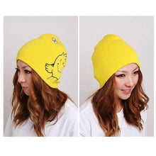 Headwear / Beanies: Ifound Acid Bird Beanie - Yellow - Accessories Beanies Head & Neck Wear Headwear / Beanies Ice & Snow