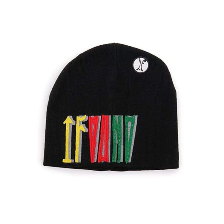 Headwear / Beanies: Ifound Apache Beanie - Black - Ifound / Black / Accessories Beanies Black Head & Neck Wear Headwear / Beanies |