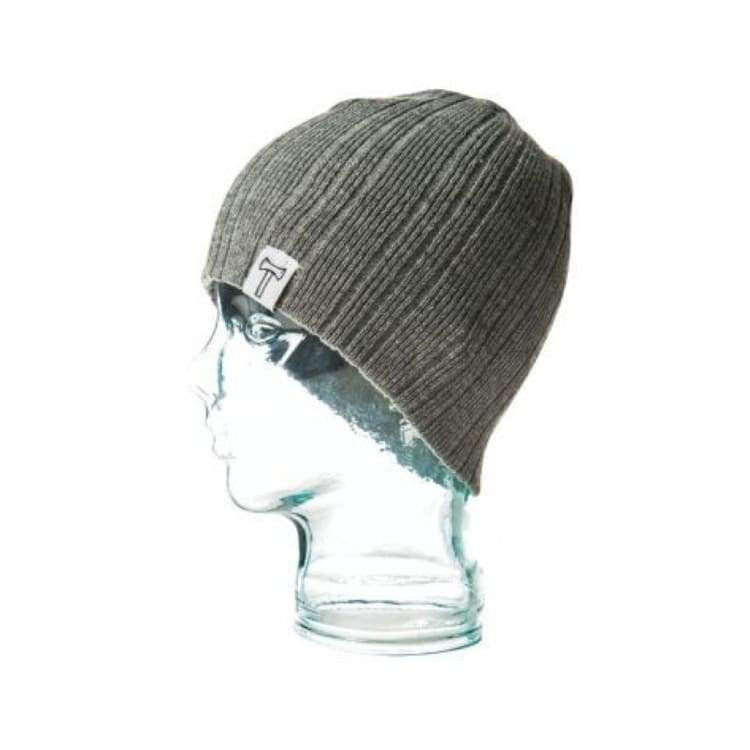Headwear / Beanies: Ifound Benji Ritchie Signature Beanie - Gray - Ifound / Gray / Accessories Beanies Gray Head & Neck Wear Headwear /