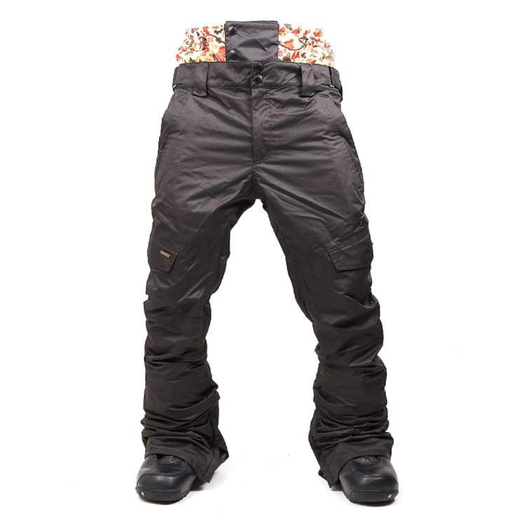 Pants / Snow: Ifound Dailygrind 2 Pants - Jet Black - M / Ifound / Jet Black / 1516 Clothing Ice & Snow Ifound Jet Black |