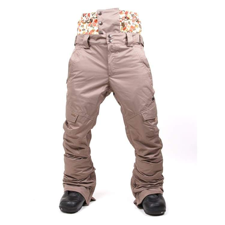 Pants / Snow: Ifound Dailygrind 2 Pants - Walnut - M / Ifound / Walnut / 1516 Clothing Ice & Snow Ifound Mens |