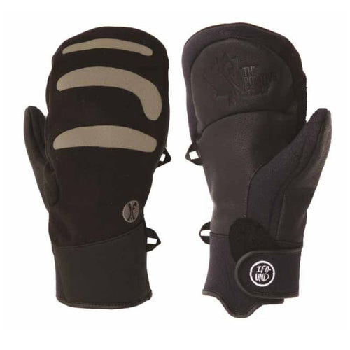 Gloves & Mittens / Snow: Ifound Glove Hollow - Black - Ifound / Black / S/m / Accessories Black Gloves & Mittens Gloves & Mittens / Snow