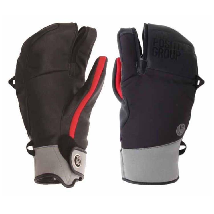 Gloves & Mittens / Snow: Ifound Glove Hoof Trigger - Black - Ifound / Black / S/m / Accessories Black Gloves & Mittens Gloves & Mittens /