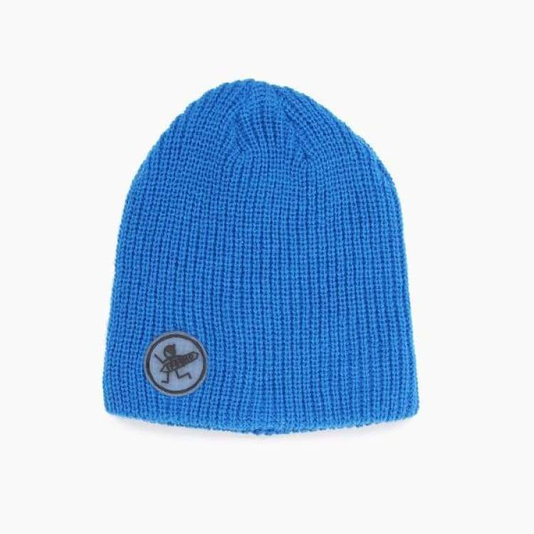 Headwear / Beanies: Ifound Icon Beanie - 2Color - Ifound / Blue / Accessories Beanies Black Blue Head & Neck Wear |