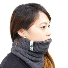 Neck Warmers: Ifound Louce Neckwarmer - Charcoal - Accessories Charcoal Full Mask Head & Neck Wear Ice & Snow