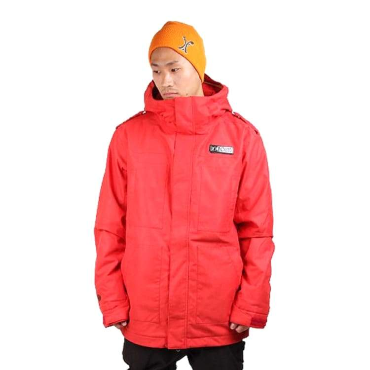 Jackets / Snow: Ifound Pg 2 Jacket - Deep Red - M / Ifound / Red / 1415 Clothing Ice & Snow Ifound Jackets | Ocjp-Yorozwagon-15If3100