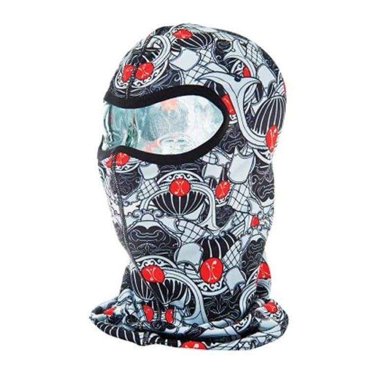 Bandanas & Face Masks: Ifound Tonton Signature Mask - Pattern - Ifound / Pattern / Accessories Bandanas & Face Masks Head & Neak Wear Head &