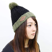 Headwear / Beanies: Ifound Womens Casual Beanie - Black - Accessories Beanies Black Head & Neck Wear Headwear / Beanies