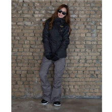 Jackets / Snow: Ifound Womens Cedar Jacket - Jet Black - 1516 Black Clothing Ice & Snow Ifound