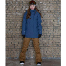 Pants / Snow: Ifound Womens Dailygrind 2 Pants - Bronze Brown - 1516 Bronze Brown Clothing Ice & Snow Ifound