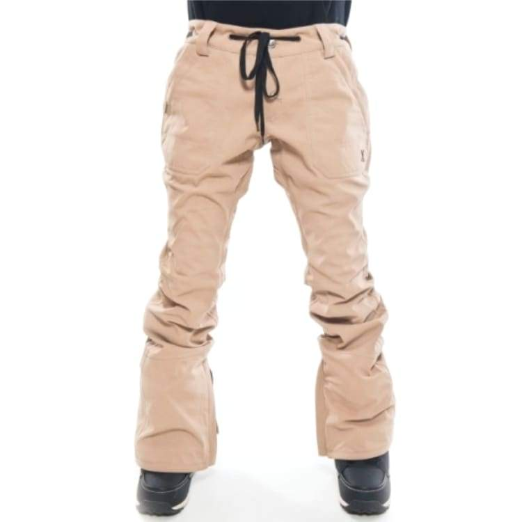 Pants / Snow: Ifound Womens Maple Pants - Oxford Tan - M / Ifound / Oxford Tan / 1516 Clothing Ice & Snow Ifound On Sale |