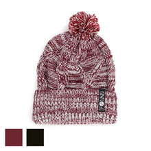 Headwear / Beanies: Ifound Womens Rosewood Beanie - 2Color - Accessories Beanies Burgundy Head & Neck Wear Headwear / Beanies