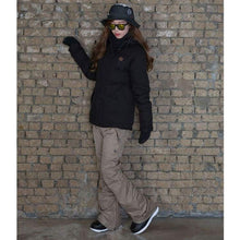 Pants / Snow: Ifound Womens Tacoma Pants - Oxford Tan - 1516 Clothing Ice & Snow Ifound On Sale