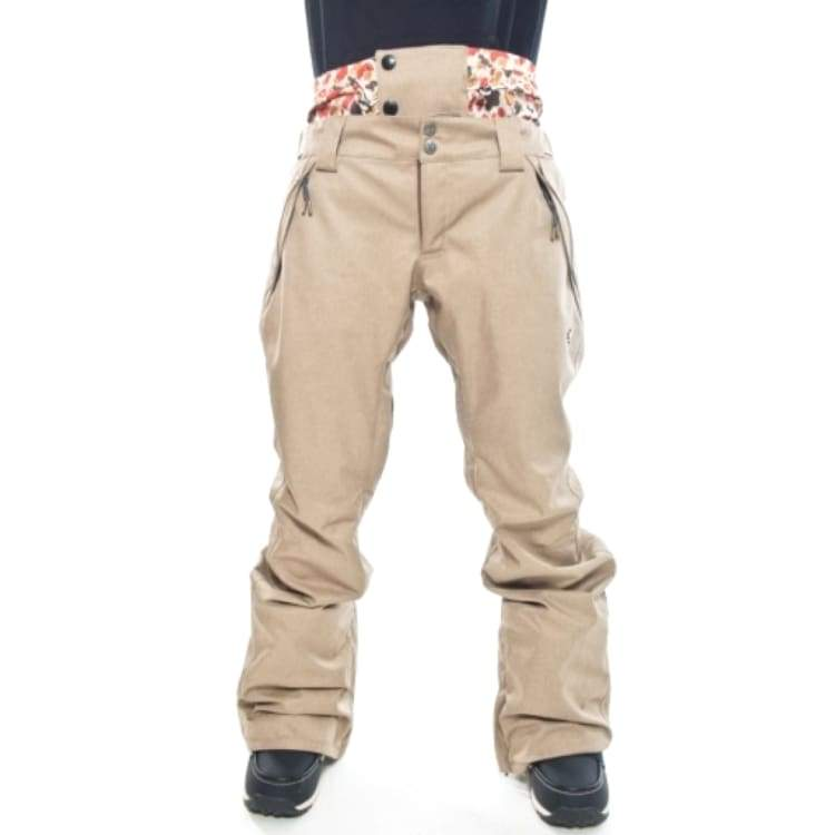 Pants / Snow: Ifound Womens Tacoma Pants - Oxford Tan - M / Ifound / Oxford Tan / 1516 Clothing Ice & Snow Ifound On Sale |