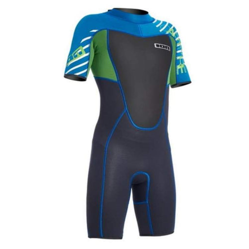 Wetsuits / Shorty: Ion Capture Shorty 2.5 Dl - Kids: 116 / Ion / Gear Ion Jet Skiing Kids On Sale | Ochk-Windshop-Ws13245Io