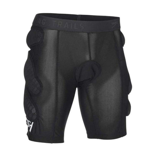 Protectors / Hip: Ion In Short_Protect Clash - Black Cycling Gear Ion Land