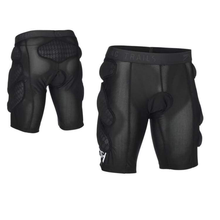 Protectors / Hip: Ion In Short_Protect Clash - Ion / M / Black / Black Cycling Gear Ion Land | Occn-Whiteline-Bp18Io971-Blk-M