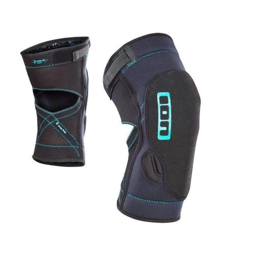 Protectors / Knee Guard: Ion K-Lite_R 2018 - Bike - S / Black / Ion / Black Cycling Gear Ion Land | Occn-Whiteline-Bp18Io978-Blk-S