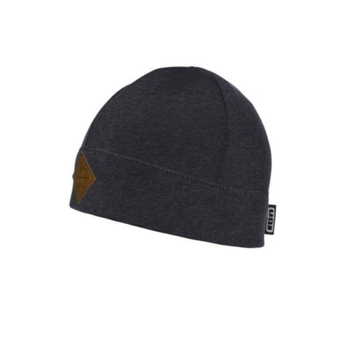 Wetsuits / Headwear: Ion Melange Beanie - Nb16Io090 - L / Black / Ion / Accessories Black Ion Jet Skiing Mens | Ochk-Windshop-Nb16Io090