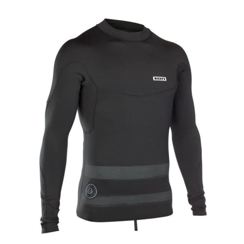 Wetsuits / Top: Ion Men Ls Thermo Top Cw19894Io - Ion / Black / M / Black Gear Ion Jet Skiing Mens | Ochk-Windshop-Cw19894Io-