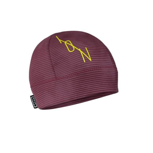 Wetsuits / Headwear: Ion Neo Logo Beanie - S / Red / Ion / Accessories Ion Jet Skiing Mens On Sale | Ochk-Windshop-Nb17Io075