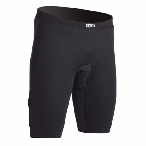 Wetsuits / Bottom: Ion Neo Shorts Men 2.5 Cw18815Io - S / Black / Ion / Black Gear Ion Jet Skiing Mens | Ochk-Windshop-Cw18815Io-1