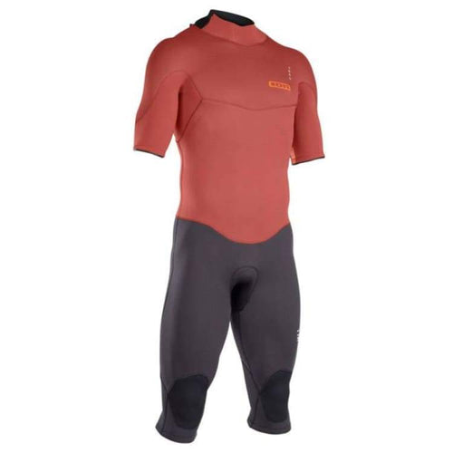 Wetsuits / Shorty: Ion Strike Core Overknee Ss 3/2 Dl - Red Ws18865Io - Ion / S / Red / Gear Ion Jet Skiing Mens On Sale |
