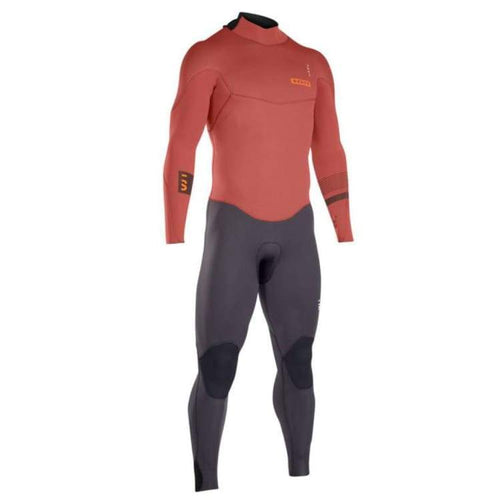 Wetsuits / 5/4Mm: Ion Strike Core Semidry 5.5/4.5 Dl - Red Ws188976Io - Ion / M / Red / Gear Ion Jet Skiing Mens On Sale |