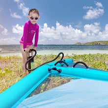 Windsurf Rigs: Irig One: The First Inflatable Windsurf Rig Ever Made - Turquoise [Xs] - Gear On Sale Turquoise Water Wind Shop
