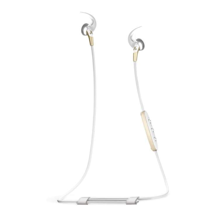Electronics / Headphone: Jaybird Freedom 2 With Speedfit Wireless Headphones - Gold - Jaybird / Gold / Accessories Cycling Electronics