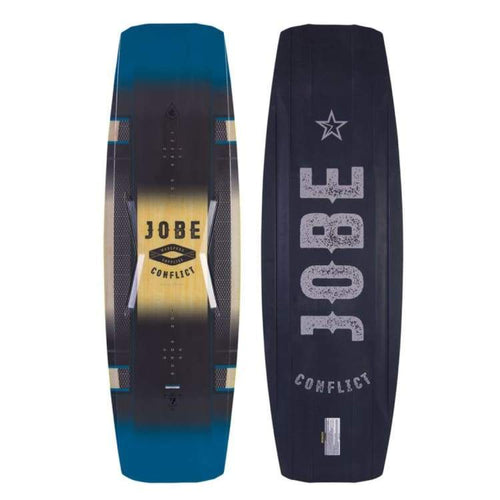 Wakeboards: Jobe Conflict Flex Wkb Series Blue 2017 - 134 / Jobe / 2017 Gear Jobe On Sale Wakeboarding | Occn-Whiteline-272000000134